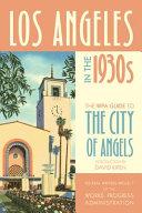 Los Angeles in the 1930s [Pdf/ePub] eBook