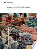 Mapping sustainable textile initiatives