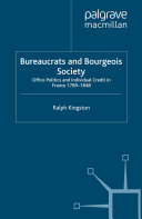 Bureaucrats and Bourgeois Society