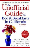 Pdf The Unofficial Guide to Bed & Breakfasts in California
