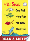 One Fish Two Fish Red Fish Blue Fish  Read   Listen Edition