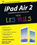 iPad Air 2 Pour les Nuls [Pdf/ePub] eBook
