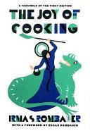 Joy of Cooking 1931 Facsimile Edition