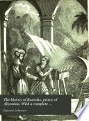 The history of Rasselas  prince of Abyssinia  With a complete vocabulary compiled by E  Amthor