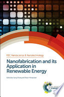 Nanofabrication And Its Application In Renewable Energy Book PDF