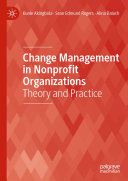 Change Management in Nonprofit Organizations Pdf/ePub eBook