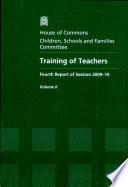 Training Of Teachers Book PDF