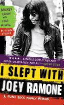 I Slept with Joey Ramone Pdf/ePub eBook