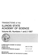 Transactions of the Illinois State Academy of Science