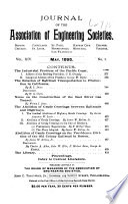 Journal of the Association of Engineering Societies ...