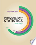 Introductory Statistics Book