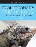 Evolutionary Psychology Pdf/ePub eBook