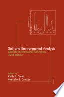 Soil and Environmental Analysis