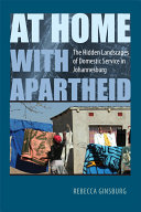 At Home with Apartheid