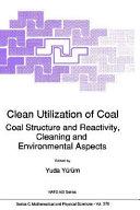 Clean Utilization of Coal