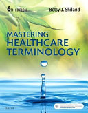 Mastering Healthcare Terminology Book
