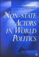 Non State Actors in World Politics