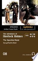 The Adventures of Sherlock Holmes   The Speckled Band   Zweisprachig Englisch Deutsch