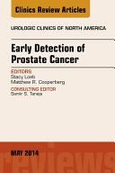 Early Detection of Prostate Cancer  An Issue of Urologic Clinics
