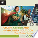 Global Gender and Environment Outlook
