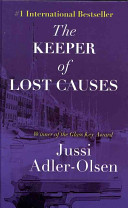 The Keeper of Lost Causes Book