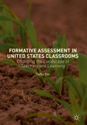 Formative Assessment in United States Classrooms