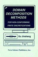 Domain Decomposition Methods for Nonconforming Finite Element Discretizations