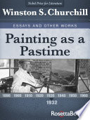 Painting as a Pastime, 1932