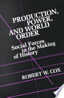 Production, Power, and World Order