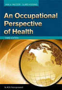 Cover of An Occupational Perspective of Health
