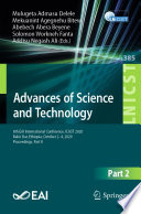 Advances of Science and Technology
