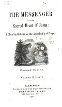 Messenger of the Sacred Heart of Jesus
