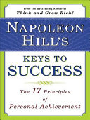 Napoleon Hill's Keys to Success Pdf/ePub eBook