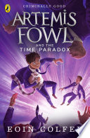 Artemis Fowl and the Time Paradox image