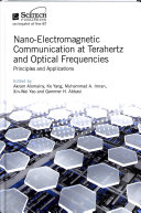 Nano-Electromagnetic Communication at Terahertz and Optical Frequencies