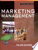 """Marketing Management"" by Rajan Saxena"