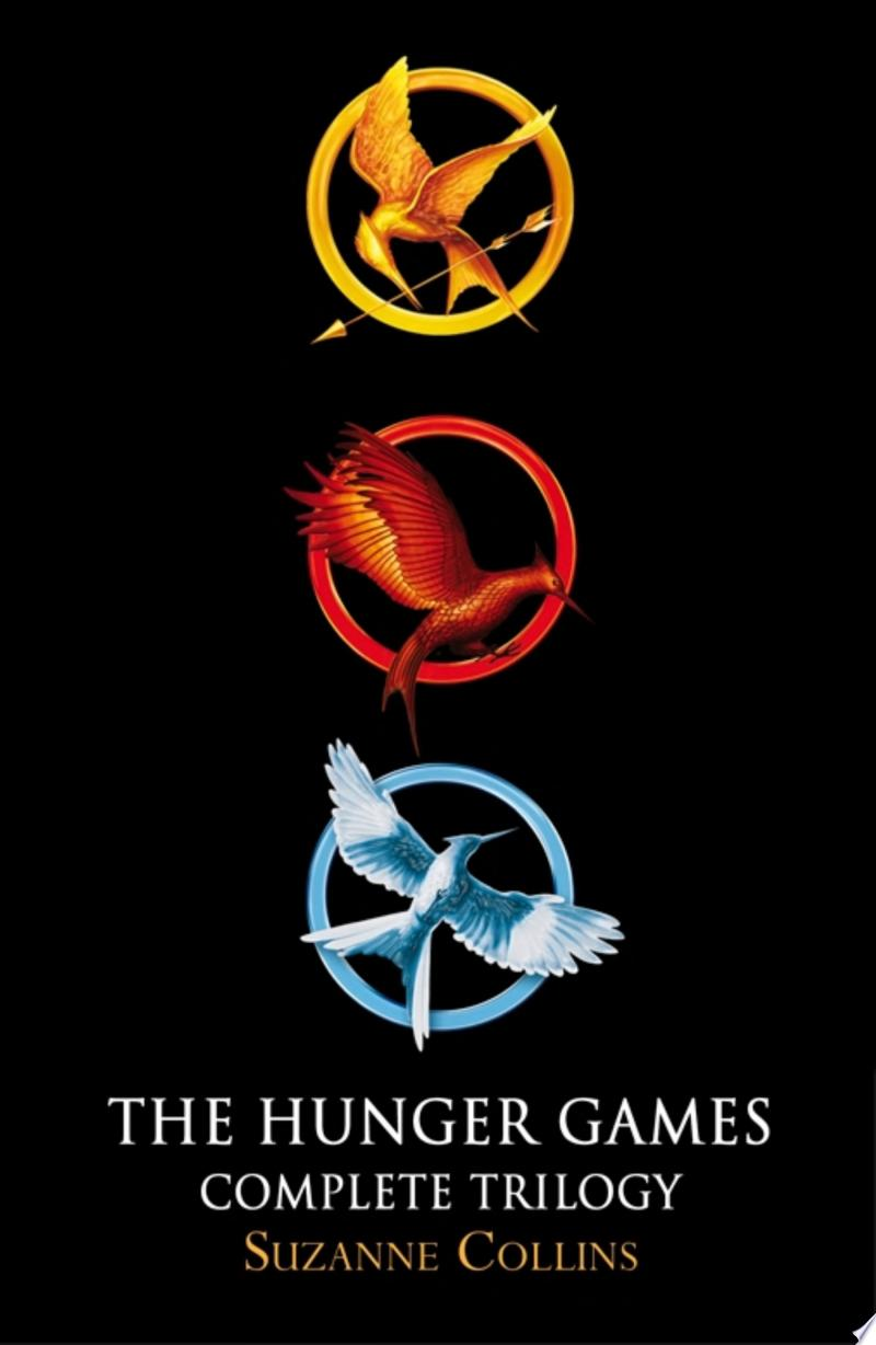 The Hunger Games Complete Trilogy image