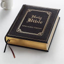 KJV Family Bible Lux Leather