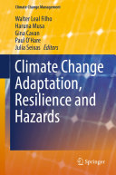 Climate Change Adaptation  Resilience and Hazards