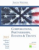 South Western Federal Taxation 2015  Corporations  Partnerships  Estates and Trusts