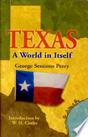 Texas  a World in Itself