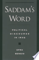 Saddam s Word