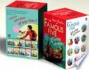 Famous Five Classic Edition B Format 10 Copy Slipcase Special Sale