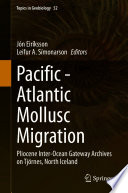Pacific   Atlantic Mollusc Migration