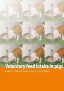 Voluntary feed intake in pigs Pdf/ePub eBook