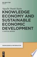 Knowledge Economy and Sustainable Economic Development