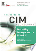 Marketing Management In Practice Book PDF