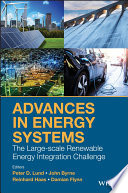 Advances in Energy Systems Book