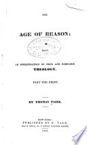 The Age Of Reason Pdf/ePub eBook