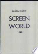 Daniel Blum's Screen World 1963